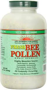 Fresh Bee Pollen Whole Granules - 16 oz. - Granules ... - Amazon.com