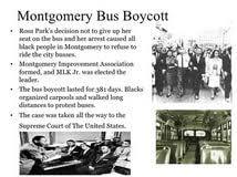 montgomery bus boycott essay paper economic times epaper montgomery bus boycott essay paper