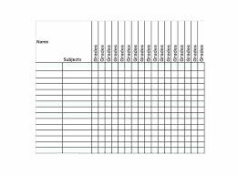 Grade Sheets For Teachers Fordhamitac Org