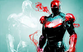 Iron Man Drawing Wallpapers - Top Free ...