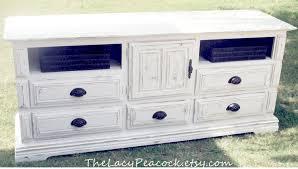 white dresser tv stand.  White Vintage White Distressed Dresser Tv Stand With Dresser Stand R