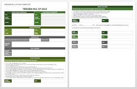sale page template 15 free bill of sale templates smartsheet