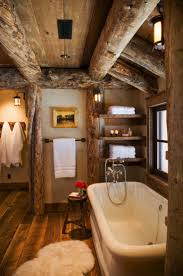 Mountain Cabin Decor 17 Best Ideas About Cabin Bathroom Decor On Pinterest Rustic