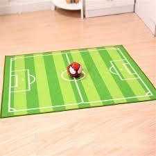 100130cm green area rug football carpet jogging football training green area rugs green wool area rugs