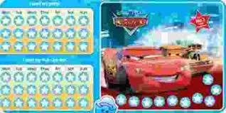 Free Printable Cars Potty Training Chart Cars Potty Chart Sada Margarethaydon Com