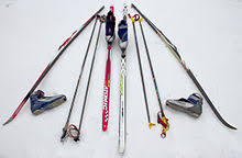 Image result for cross country skis