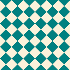 Checker Pattern New Early Dawn And Teal Checkers Chequered Checkered Squares Seamless