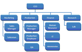Standard Org Chart Iso 9001 2015 Organizational Structure And The Job