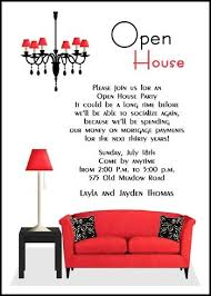 Open House Invite Samples Open House Invitations Wording Samples For Party Celebration