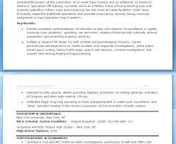 Police Dispatcher Resume Skills And Abilities For A Dispatcher
