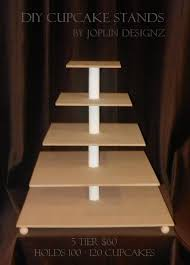 diy large 5 tier cupcake stand cake stand tower custom make your own cupcake stand beautiful and traditionally modern 2138565 weddbook