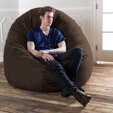 Jaxx 6' Cocoon Bean Bag Sofa - Free Shipping Today - Overstock.com -  13930950