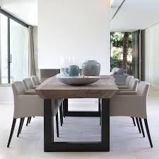 fabulous modern dining room table with bench with best 25 contemporary dining table ideas on