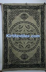 celtic wall tapestry beautiful and abstract printed home decor item designer printed wall hanging tapestry celtic wall