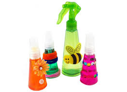 Decorative Spray Bottle How to Make Monster Spray Craft Tutorials Recipes Crafting 12