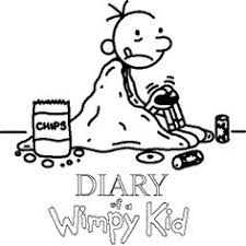 Diary Wimpy Kid Free Coloring Pages On Art Coloring Pages