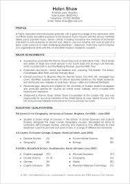 Resume Profile For College Student Resume Profiles Penza Poisk