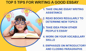 improve your essay writing skills useful tips tutorvista blog top 5 tips for writing a good essay