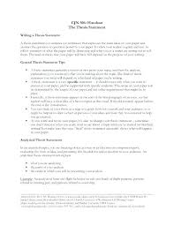 Thesis Essay Example Essay Thesis Statement Examples How To Write A Research Essay Thesis