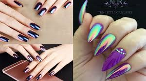 New Nail Art 2017 💄😱 The Best Nail Art Designs Compilation 2017 ...