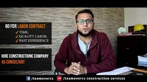 with material construction agreement house construction on turnkey or with material contract builder