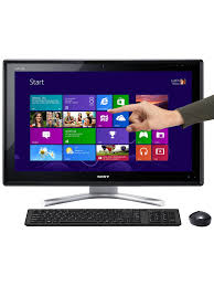 BuySony Vaio L Series SVL2413M1EB All-in-One Desktop PC, Intel Core i5 Sony