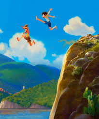 Disney Pixar's Luca Looks Like The Summer In Italy You Wish You Had This  Year | Disney wallpaper, Disney art, New animation movies