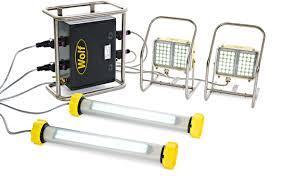 Minimise Led Lighting Tank Cleaning Maintenance Wolf Safety Lamp Company