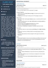 Examples Of Public Relations Resumes Marketing Resume Examples And Samples