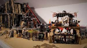 Lego Ninjago Rollercoaster Dragon Pit Week 16 - YouTube