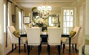 dining table chandelier image of captivating dining room chandeliers dining room chandelier height above table
