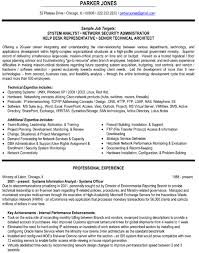 Impressive Network Administrator Resume Sample With Job Targets And  Professional Experience