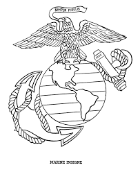 Marines Coloring Pages Coloring Home