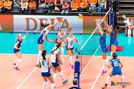 Волейбол описание история возникновения правила экипировка волейбольные правила