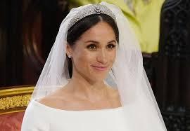 Svatební Look Meghan Markle Jak Vznikly šaty Diadém Make Up A