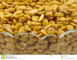 indian traditional grain food toor dal