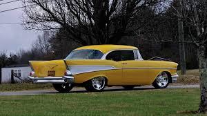 1957 Chevrolet Bel Air Resto Mod   S210   Kissimmee 2015