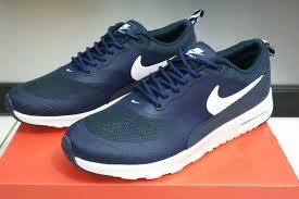 Air Max Thea Size Chart Nike Air Max Thea Navy Sneakero