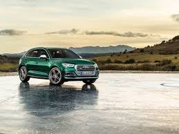 Audi Q5 Emission Control System Warning Light The New Audi Sq5 Tdi Instant Performance Thanks To Electric