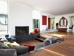 Cozy Living Modern Flair contemporary-living-room