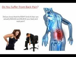 Simple Desk Chair For Back Pain Office Chairs Bad Backs Inside Decor