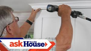 How To Hang Crown Molding On Kitchen Cabinets Ask This Old House