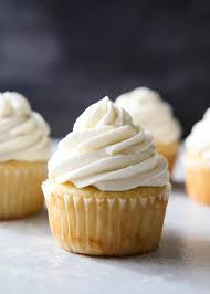 Whipped Vanilla Buttercream Frosting Completely Delicious