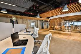 smart office design. The Office, Including Wall-mounted Planting Pods For Each Staff Member To Nurture. Plants Were Specifically Chosen Their Added Value Smart Office Design M