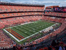 Cleveland Browns Stadium Seating Chart View Firstenergy Stadium Section 502 Seat Views Seatgeek