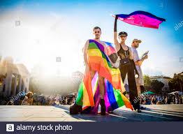 Milano, 26 giugno 2021 Il Gay Pride di Milano tenutosi presso l'Arco della  Pace (Photo by Marco Piraccini/Mondadori Portfolio/Sipa USA Stock Photo -  Alamy