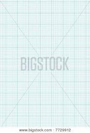 Graph Paper A4 Sheet Image Photo Free Trial Bigstock
