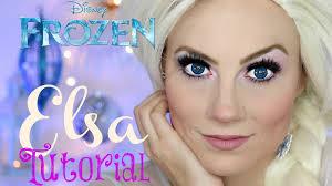 disney s frozen queen elsa makeup tutorial angela lanter you
