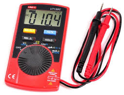 <b>Мультиметр UNI-T UT120C</b> — купить по выгодной цене на ...