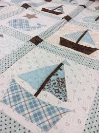 96 best Appliqué Quilts images on Pinterest | Appliqué quilts ... & Cape Cod baby quilt, appliqued, finished quilt at Holly Hill Quilt Shop Adamdwight.com
